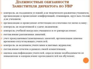 Должностная инструкция директора больницы