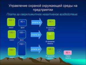 Положение об отделе охраны окружающей среды предприятия