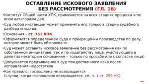 Ходатайство об оставлении без рассмотрения искового заявления (в порядке ст. 148 АПК РФ)