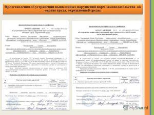 Образец оформления предписания об устранении выявленных нарушений порядка, требований и условий, относящихся к использованию радиоэлектронных средств и (или) высокочастотных устройств