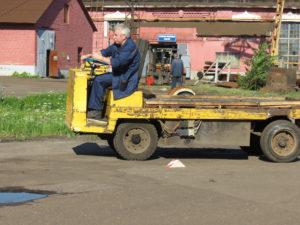 Инструкция по охране труда для водителя электро- и автотележки