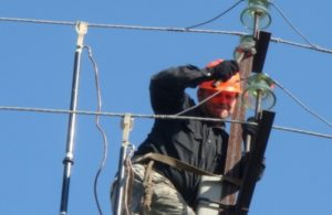 Должностная инструкция электромонтера-линейщика по монтажу воздушных линий высокого напряжения и контактной сети 4-го разряда (для организаций, выполняющих строительные, монтажные и ремонтно-строительные работы)