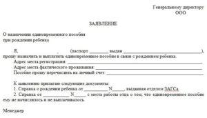 Заявление о назначении пособия на детей малообеспеченной семье. Форма N 1502003