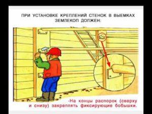 Инструкция по охране труда для землекопа