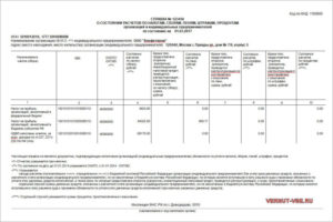 Справка о состоянии расчетов по налогам, сборам, пеням и штрафам физических лиц