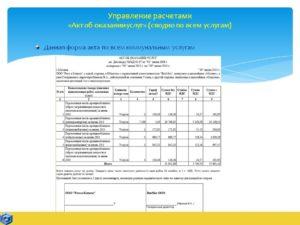 Акт к расчету по возмещению коммунальных услуг при проведении текущего и капитального ремонта