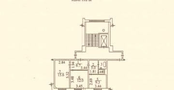 Технический паспорт жилого помещения (квартиры)