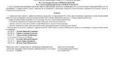 Заявка на аккредитацию лаборатории
